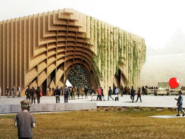Expo 2015: la sostenibilità modella l'architettura dei padiglioni tematici