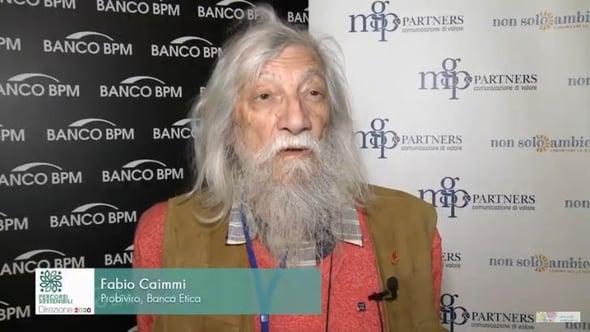 Fabio Caimmi - Percorsi Sostenibili: Direzione 2030