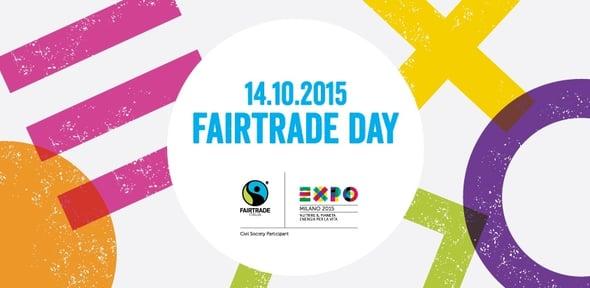 Fairtrade Day: a Expo una giornata per il commercio equosolidale