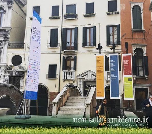 Festival dell'acqua: le innovazioni del sistema idrico protagoniste a Venezia