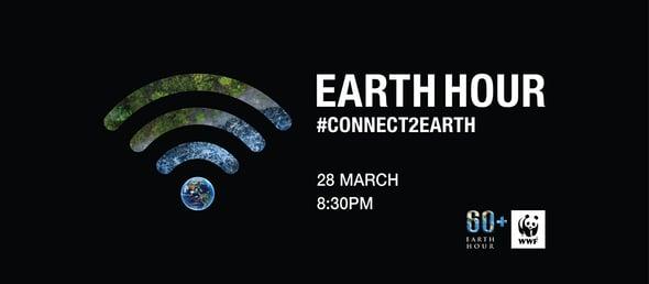 Torna Earth Hour ma sul digitale: l'ora di buio dedicata alla salute del Pianeta