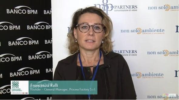 Francesca Rulli - Percorsi Sostenibili: Direzione 2030