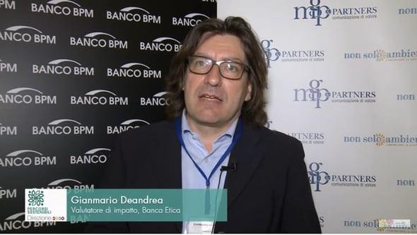 Gianmario Deandrea - Percorsi Sostenibili: Direzione 2030