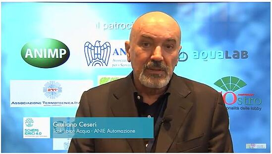 Giuliano Ceseri - Schemi idrici 4.0: confrontarsi per innovare