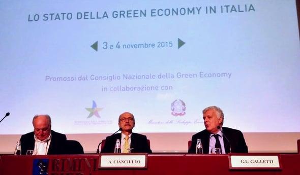 Green Economy: l'imprenditoria italiana si tinge di verde