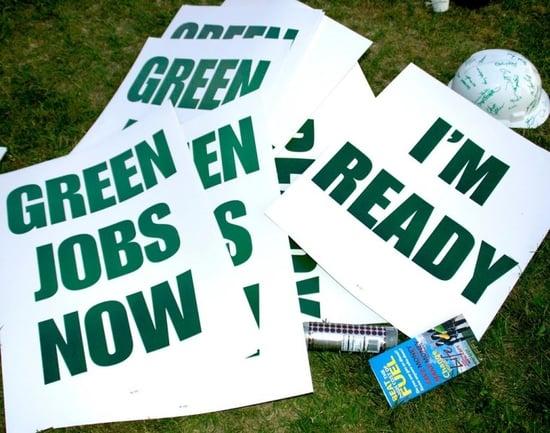 Green Jobs: 125 milioni del Fondo