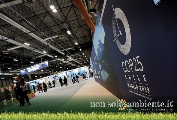 Il fallimento della COP25: tutto rimandato al 2020