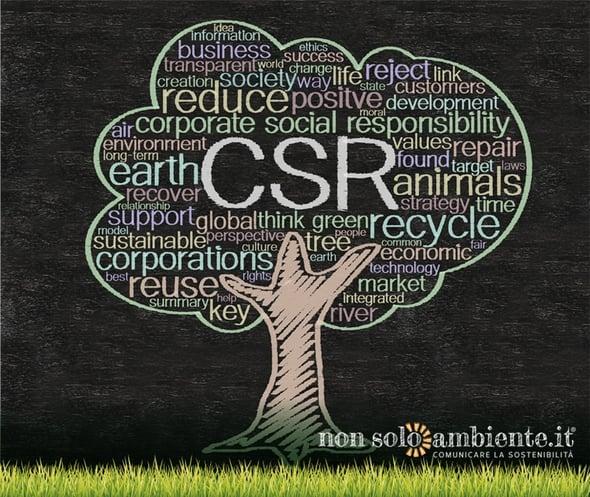 """Ambiente e responsabilità sociale: """"obbligo trasparenza"""" per i grandi gruppi"""