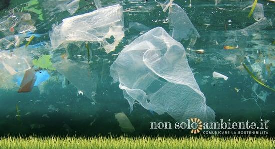 L'isola di plastica nel Pacifico