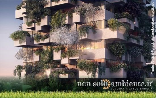A Eindhoven il primo bosco verticale in edilizia sociale