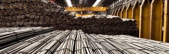 Produrre cemento: meno emissioni con le scorie dell'acciaio