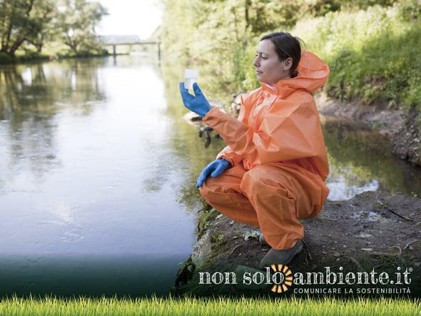 Rapporto ISPRA: acque italiane contaminate dai pesticidi