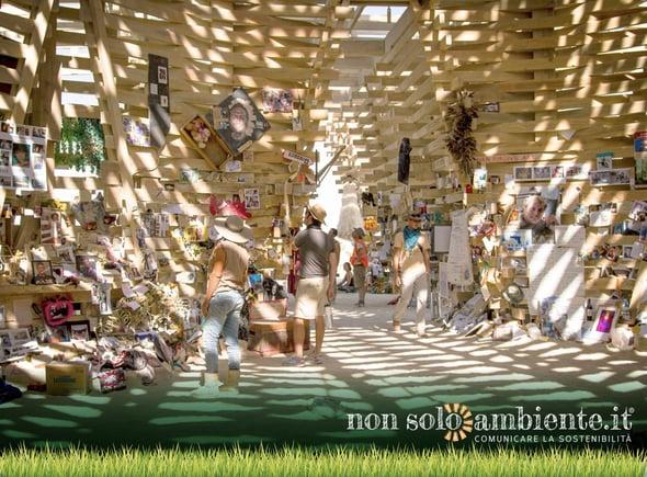 Il tempio di Burning Man a tutela delle foreste