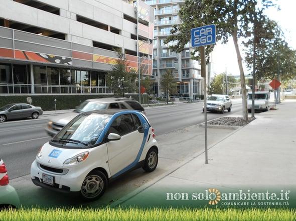 Car sharing: le città che puntano sulla condivisione