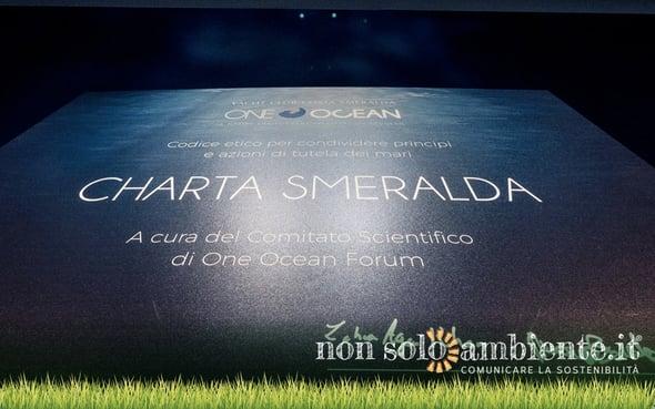 Firmata la Charta Smeralda a tutela dell'Oceano