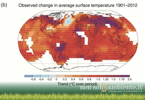 Studiare il climate change
