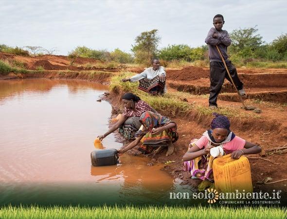 Crisi dell'acqua: migrazioni e conflitti armati per il controllo dell'oro blu