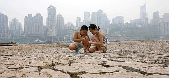 Cina: il successo della coltura microbica contro la desertificazione