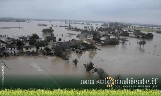 Riscaldamento globale ed esondazioni, milioni di persone a rischio