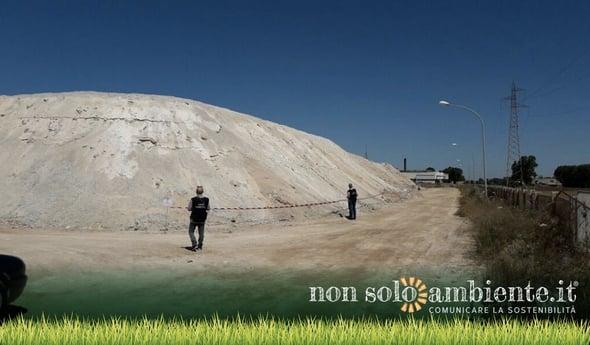 Terra dei fuochi sarda: fluorite nel cagliaritano