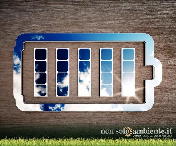 Fotovoltaico e storage: il rilancio del solare