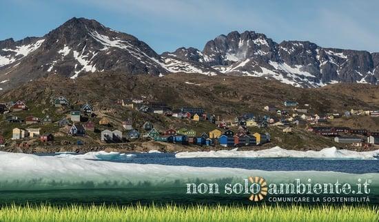 Come sarebbe la Groenlandia senza i suoi ghiacci?