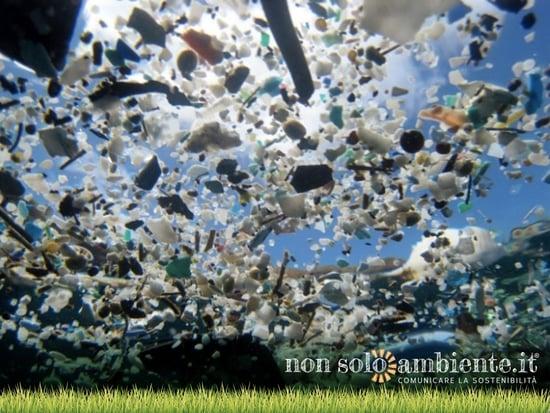 Microplastiche, Mar Mediterraneo come Pacific Trash Vortex