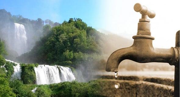 L'emergenza idrica è tra le più grandi sfide mondiali