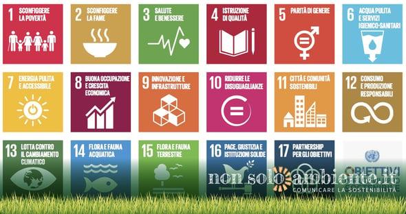 Rapporto ASviS: Italia indietro sugli obiettivi sostenibilità 2030