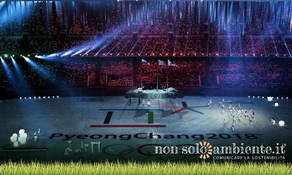 Olimpiadi bianche, progetti verdi