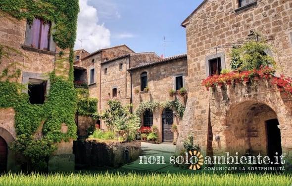 Airbnb a sostegno dei piccoli borghi italiani