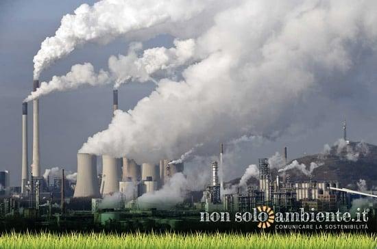 Qualità dell'aria: i dati del rapporto 2017 dell'Agenzia Europea per l'Ambiente