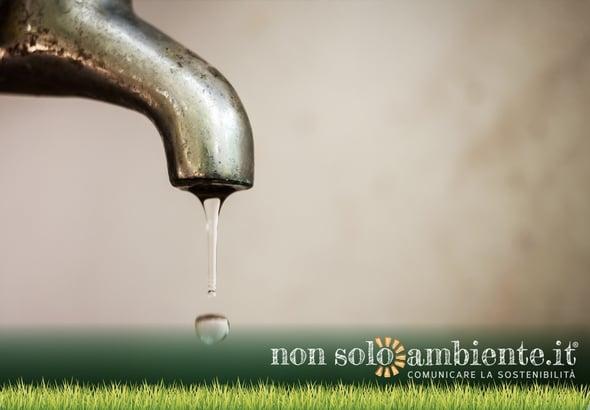 Siccità e sprechi nelle reti idriche