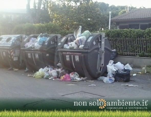 I rifiuti di Roma fanno arricchire l'Austria