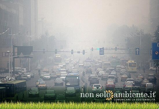 Smog: aumentano le polveri sottili