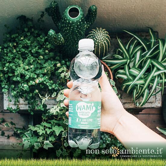WAMI, l'acqua che produce acqua