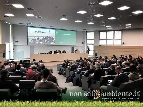 La gestione dell'acqua in Italia