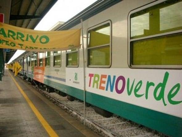 In partenza… il Treno Verde 2014!