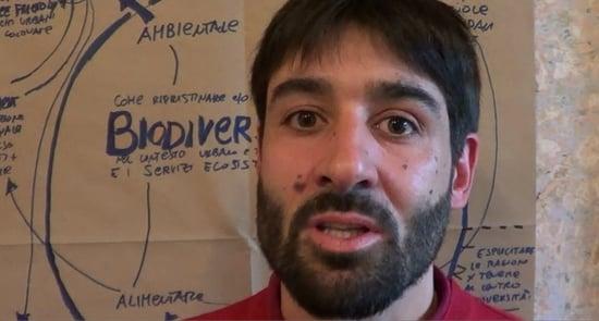 Intervista a Giacomo Petitti - responsabile Università della Sostenibilità