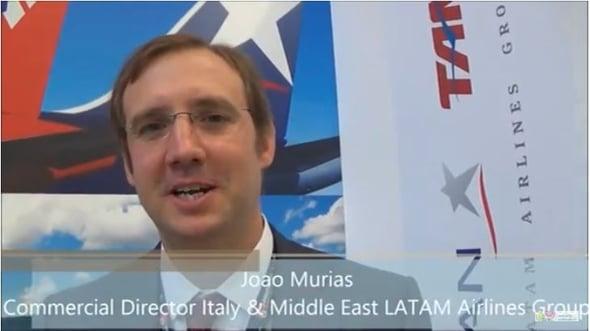 Joao Murias - LATAM Airlines Group