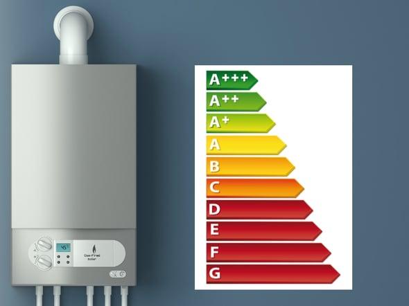 LabelPackA+ nuovo obbligo di etichetta energetica per le caldaie