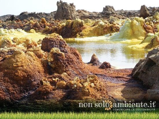 L'asfalto copre la Dancalia: le carovane del sale sono destinate a sparire