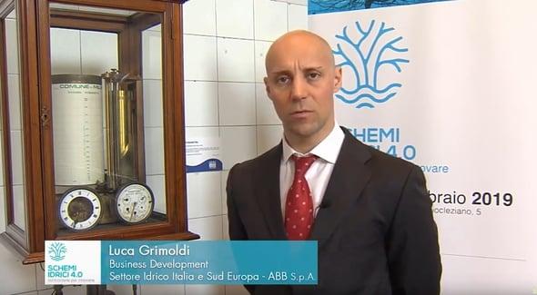 Luca Grimoldi - Schemi idrici 4.0: confrontarsi per innovare