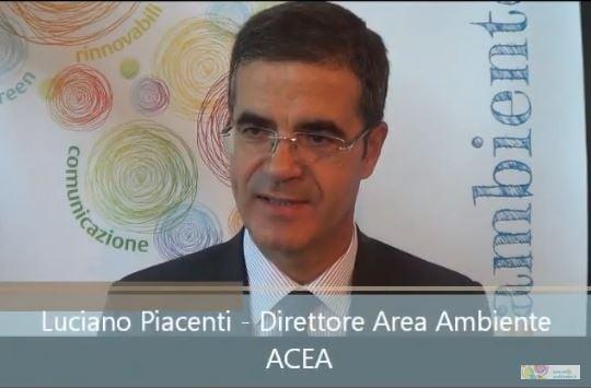 Speciale Ecomondo: intervista a Luciano Piacenti