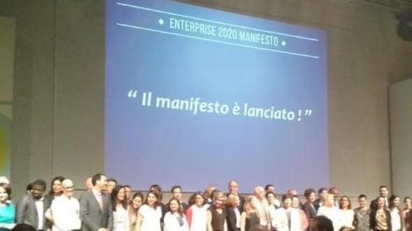Milan Manifesto Enterprise 2020: imprese e governi per una crescita sostenibile