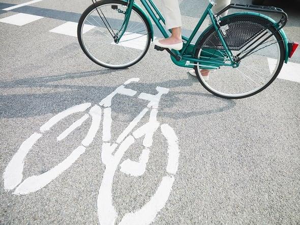 Mobilità sostenibile: città italiane e social network a misura di bicicletta
