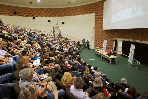 Oltre 2500 presenze a Ravenna2013 - 'Fare i conti con l'ambiente'