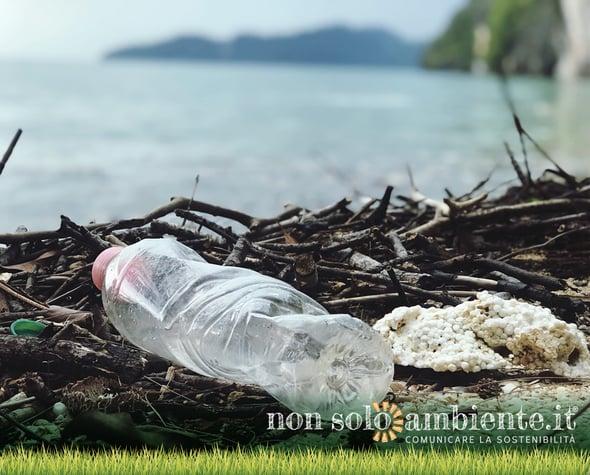 Plastic Radar: un messaggio su WhatsApp per segnalare i rifiuti in mare