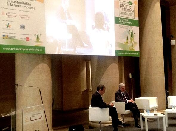 Premio Impresa Ambiente 2014: un riconoscimento alle imprese sostenibili