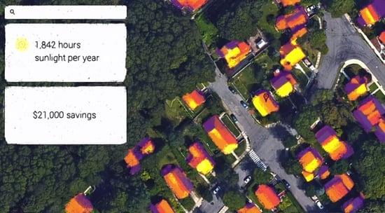 Project Sunroof: da Google uno strumento per scoprire il proprio potenziale fotovoltaico
